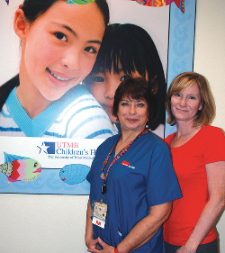 Nanette Jay, registered nurse and Diabetes educator and Kathleen Lipko, registered dietitian and certified diabetes educator.