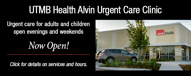 Alvin Urgent Care - Now Open