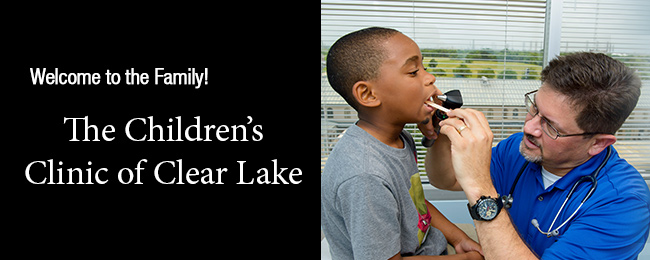 New Clinic - Children's Clinic of Clear Lake