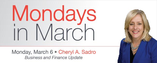 Mondays in March - Sadro