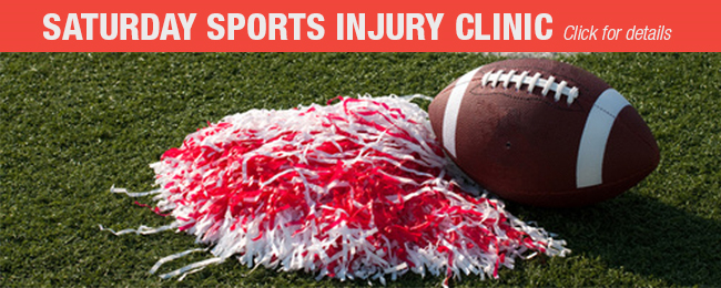 Sports Injury Clinics