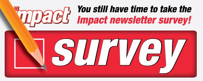 Impact Survey #2