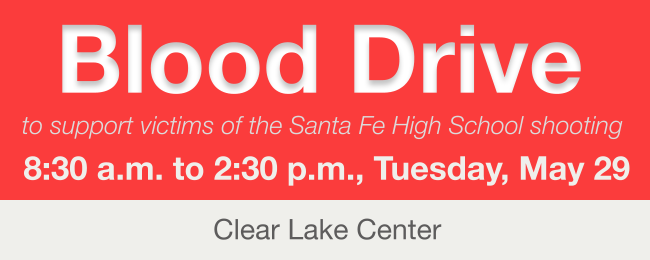 Blood Drive Clear Lake