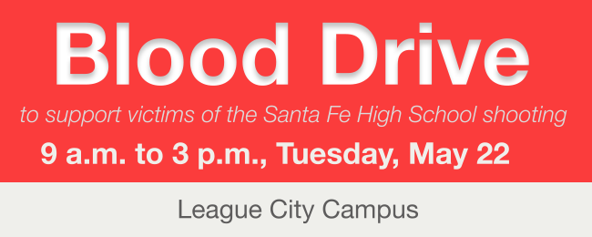 Blood Drive League City