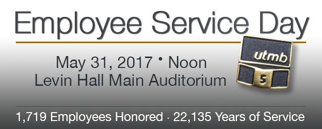 Employee Service Day 2017