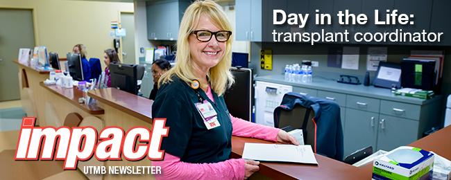 Day in the Life - Transplant coordiantor