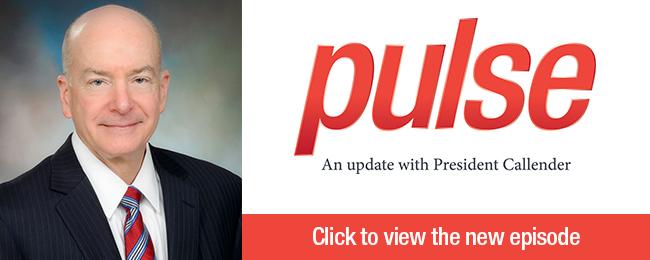 President Callender Pulse