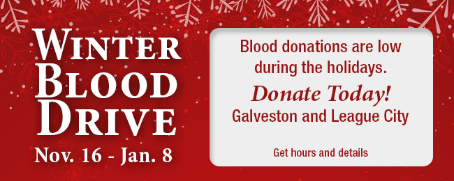 Winter Blood Drive