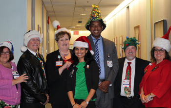 UTMB ADC Celebrates Holiday Open House