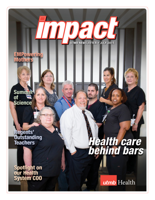 Find the latest Impact on a newsstand near you!