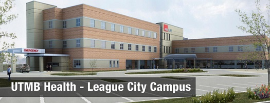 UTMB's League City expansion gets a new name