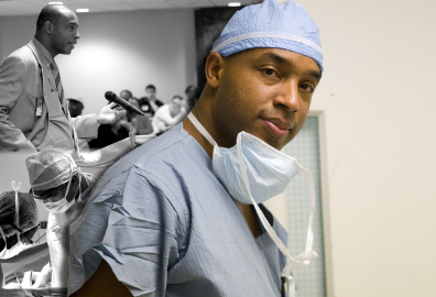 Spotlight on Dr. Selwyn Rogers, vice president and chief medical officer
