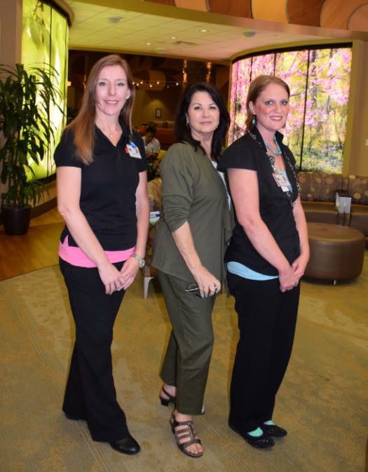 Multispecialty Center employees share their surgical weight loss journeys, give hope to patients