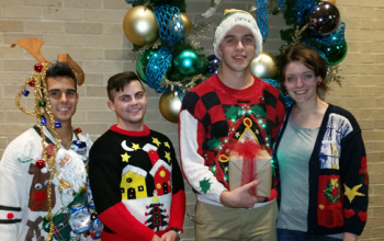 Sixth Annual Student Life Holiday BINGO Party