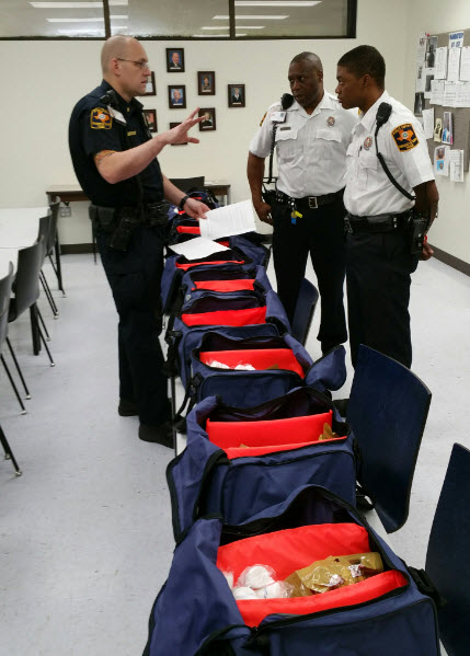 UTMB Police create mass-casualty kits for active-shooter situations