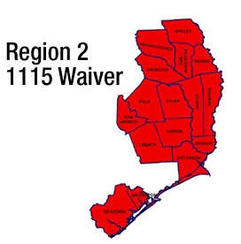 Region 2: Texas 1115 Medicaid Waiver fighting hypertension