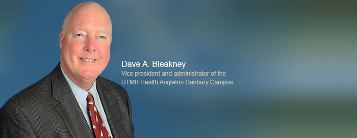Vice President of UTMB Health Angleton Danbury Campus announces retirement