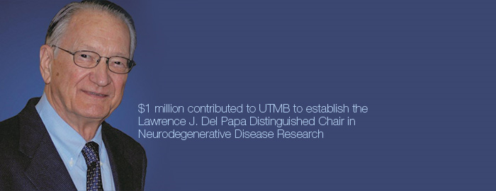 Del Papa Distributing Company Community Fund contributes $1 million to UTMB