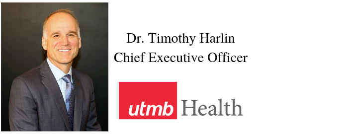 UTMB names new leader for health system