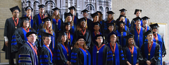 UTMB's Graduate School of Biomedical Sciences awards 33 degrees at commencement
