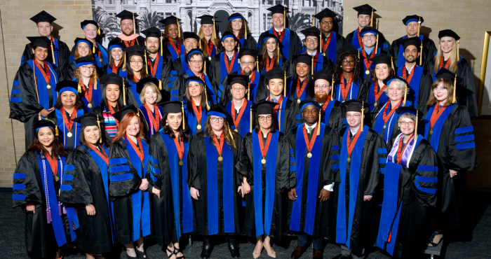 UTMB Graduate School awards 49 degrees at commencement