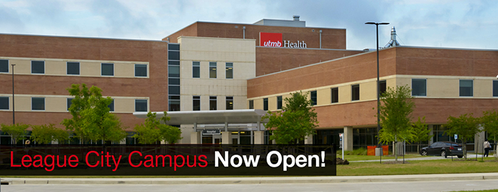 Doors Open to UTMB's League City Campus Hospital