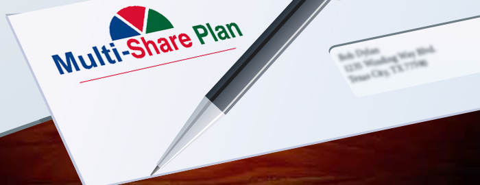 MultiShare Plan now enrolling members