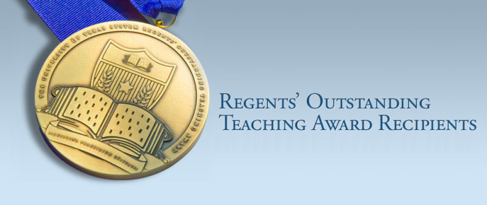 Six UTMB faculty members awarded top teaching award by UT System Board of Regents