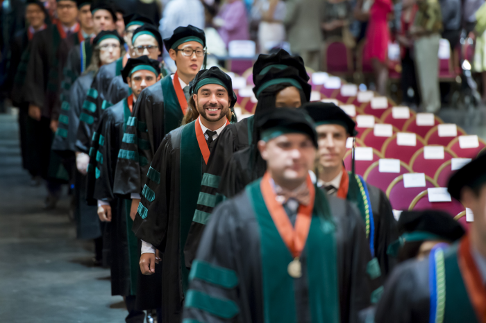 More than 200 to graduate from UTMB School of Medicine