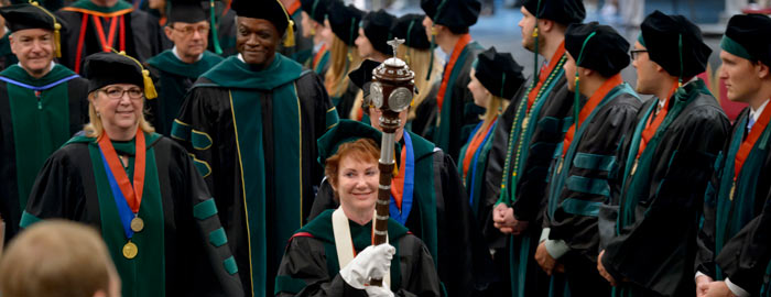 School of Medicine commencement includes traditions reaching back to medieval times