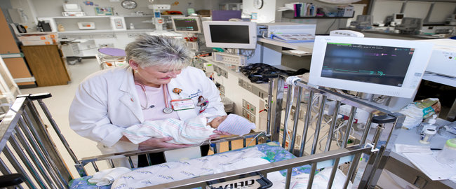 UTMB neonatal intensive care unit attains top designation