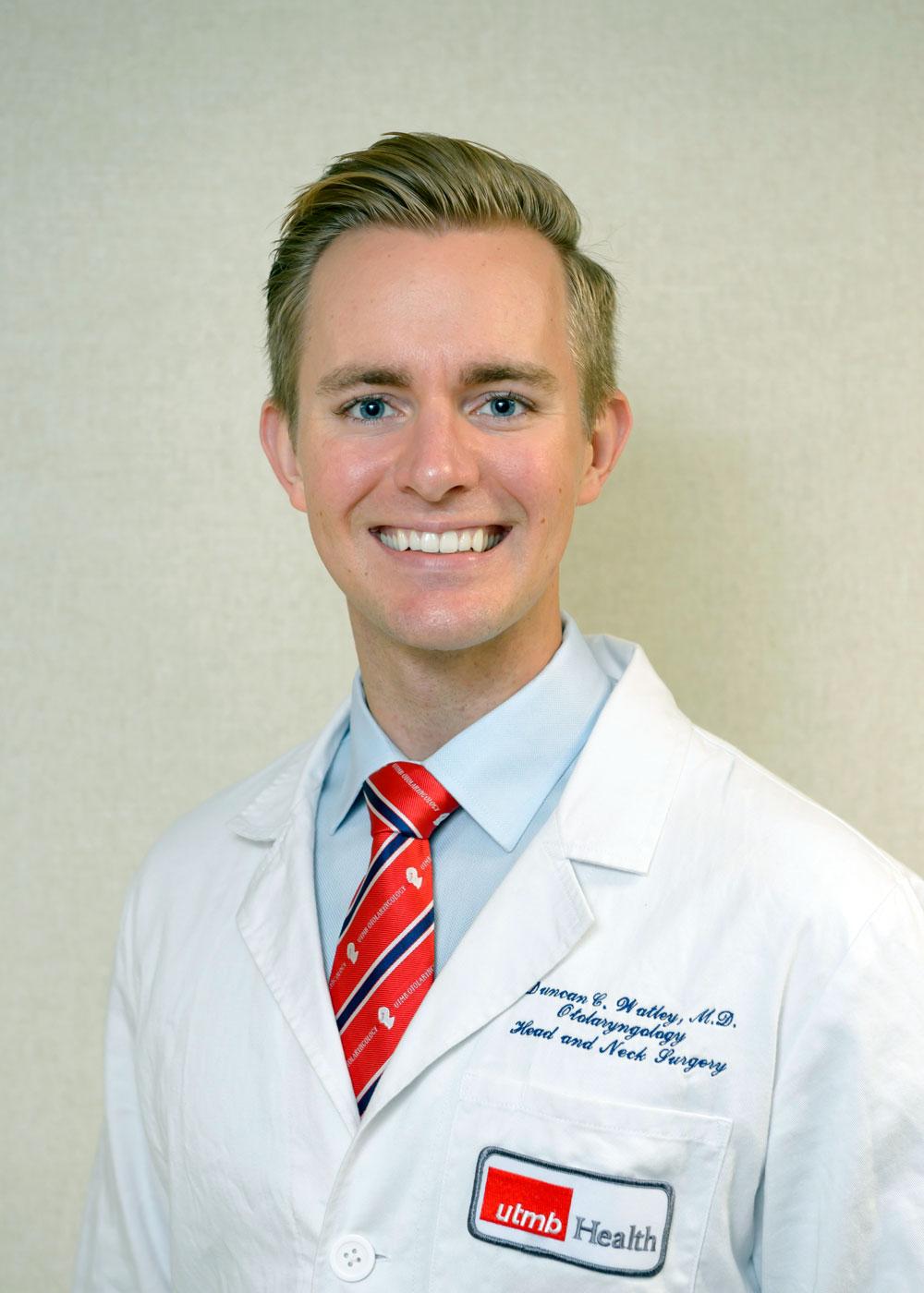 Duncan Watley, MD