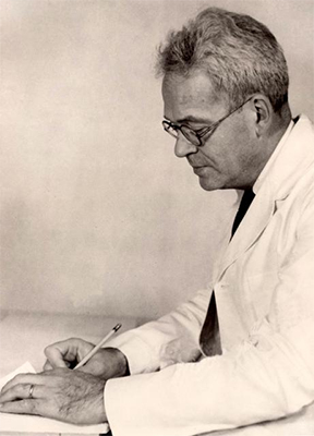 Dr. Chauncey D. Leake