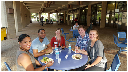 Postdoc Appreciation Week (2015) Social Dinner3