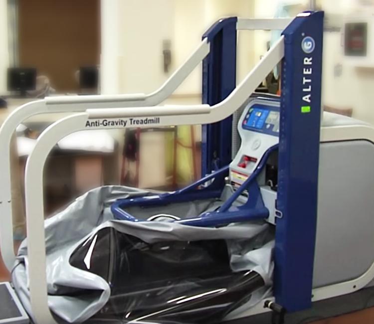 Anti-Gravity-Treadmill-notinuse