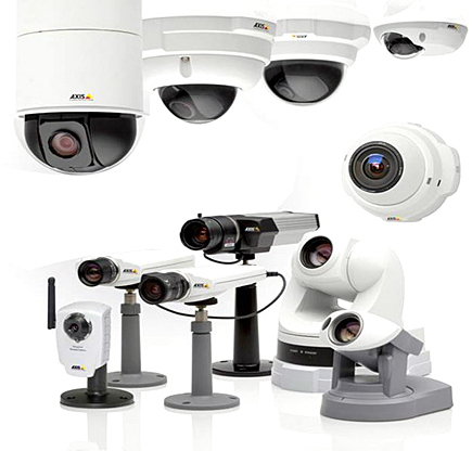 AxisIPNetworkCamera