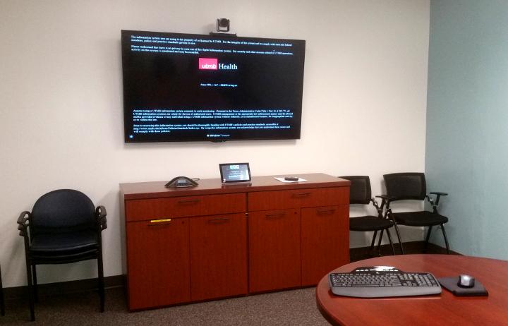 polycom conference room