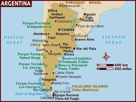 Argentina Affiliated Site