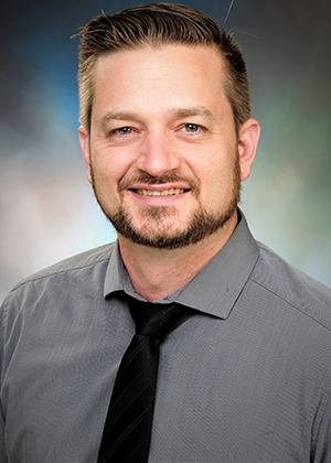 Michael Goodman headshot