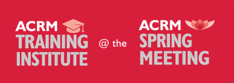 ACRM Spring Meeting