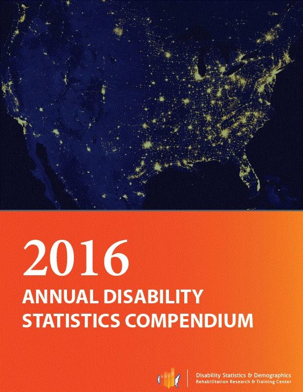 2016 Annual Disability Statistics Compendium