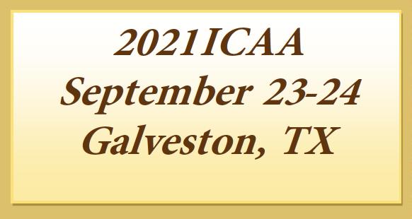 September 23-24 Galveston, TX