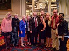 Rehabilitation Sciences faculty attend ACRM