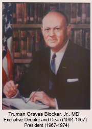 Dean Truman Graves Blocker