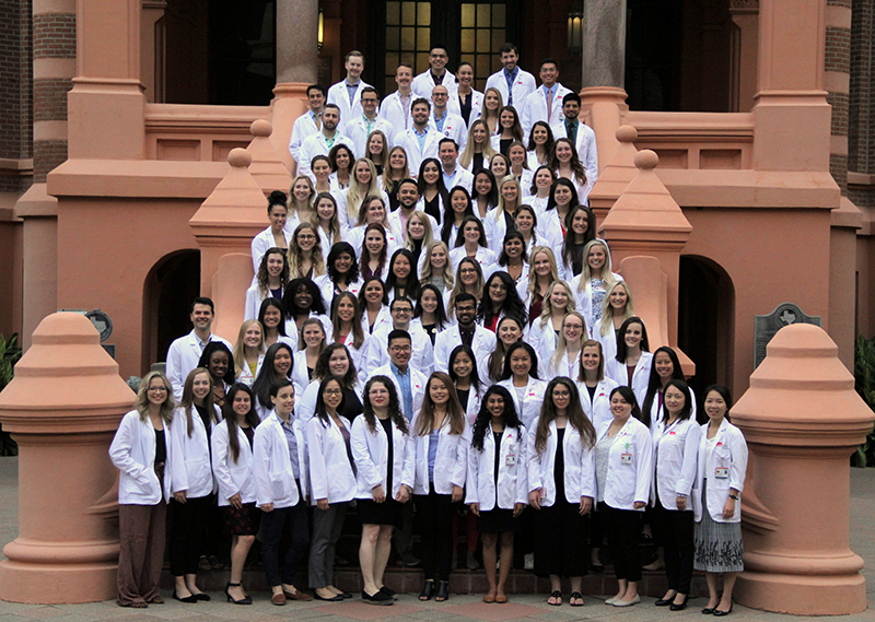 White Coat Ceremony September 2019
