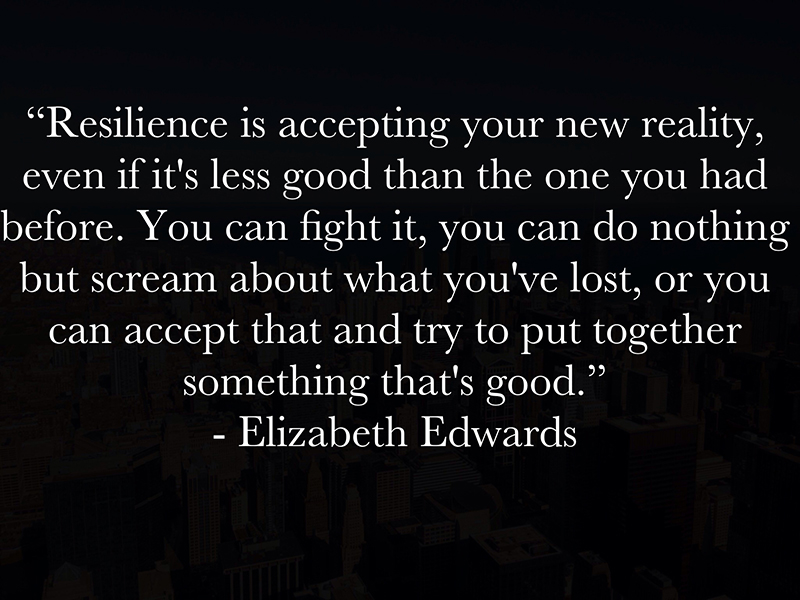 quote on resilience