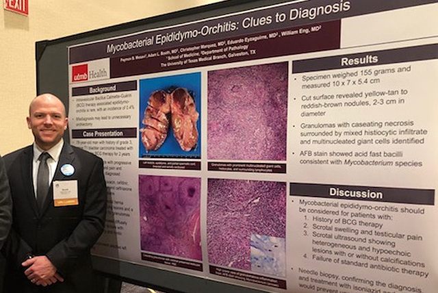 adj_Dr. Adam Booth at the 2018 TSP annual meeting