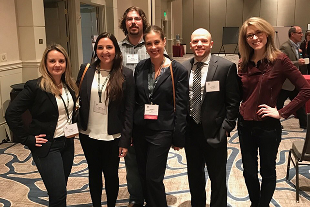 adj_Residents and Dr. Heather Stevenson at the 2017 TSP annual meeting