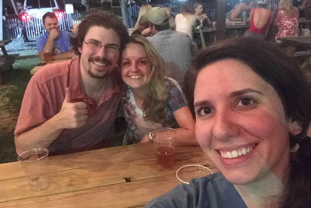 Galveston Island Brewery is our favorite