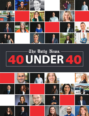 image for 40 under 40